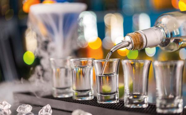Vodka: a cornerstone spirit