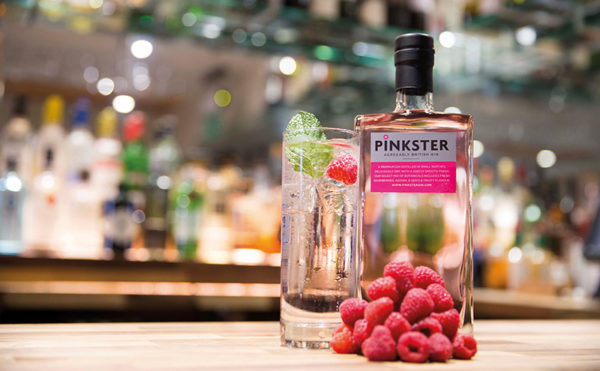 A berry good time for craft gin brand