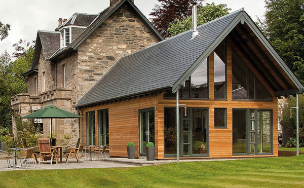 Pick up a Perthshire property