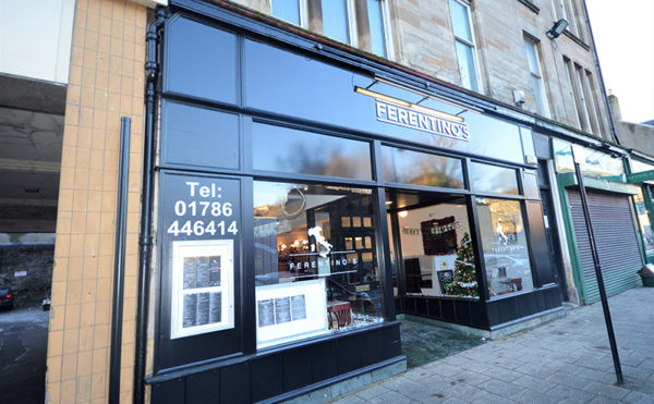 Chance to snap up Stirling site