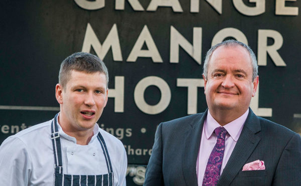 Chef comes back as boss