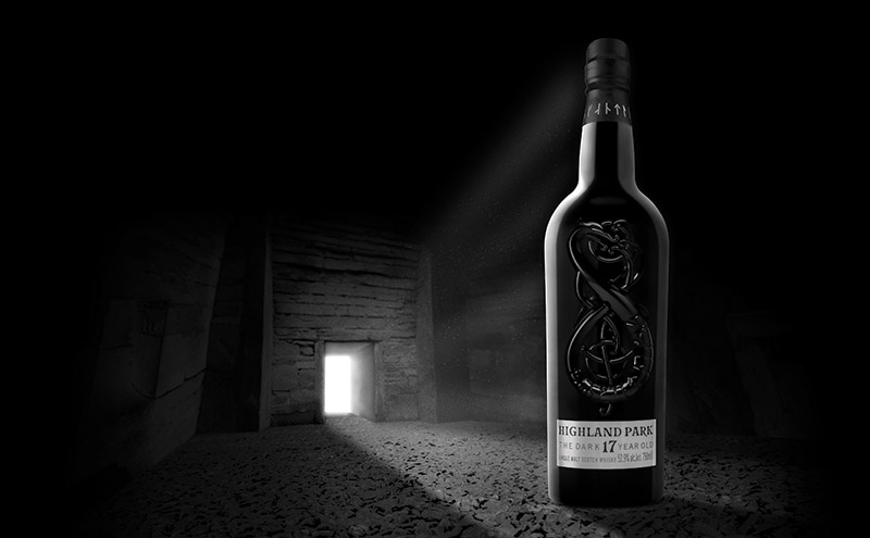 The Dark Atmospheric 750ml bottle