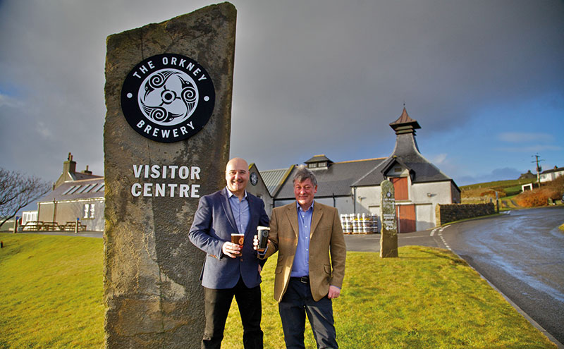 Orkney-Brewery