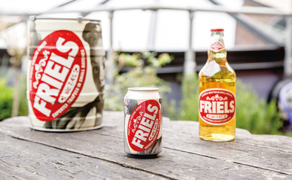 A record day for craft cider firm