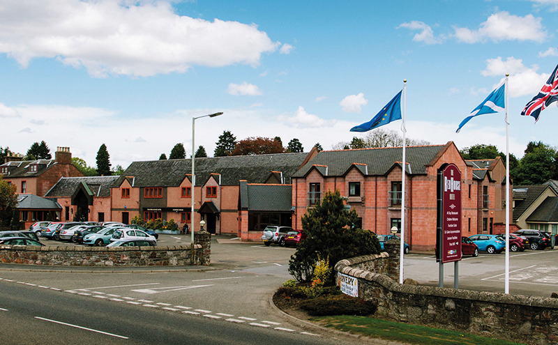 The Red House Hotel Coupar Angus
