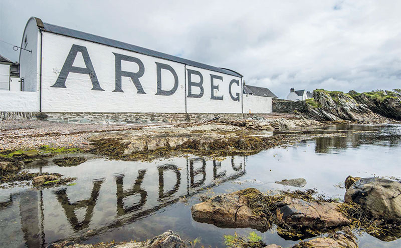 A multi-million pound expansion of the Ardbeg distillery is planned.