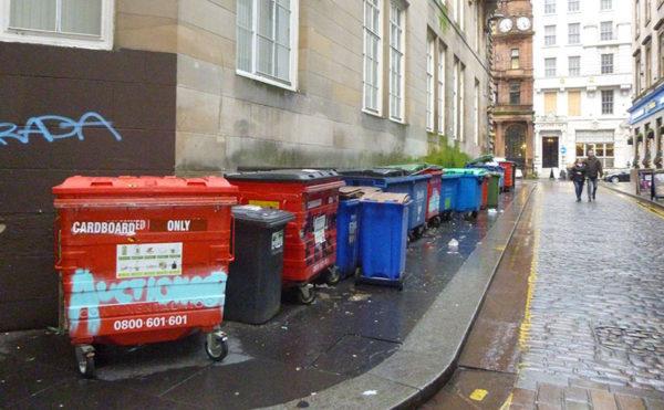Cities overhaul bins policies