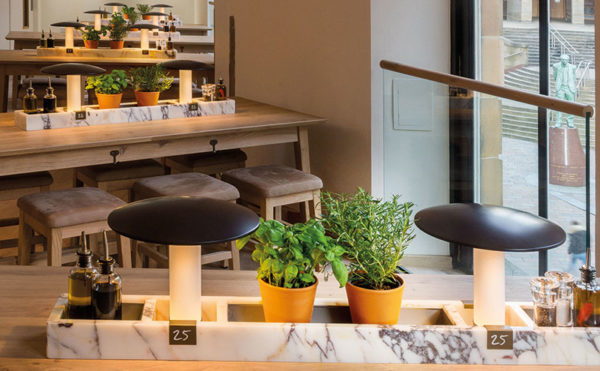 Vapiano brings 'laid back' vibe to Glasgow