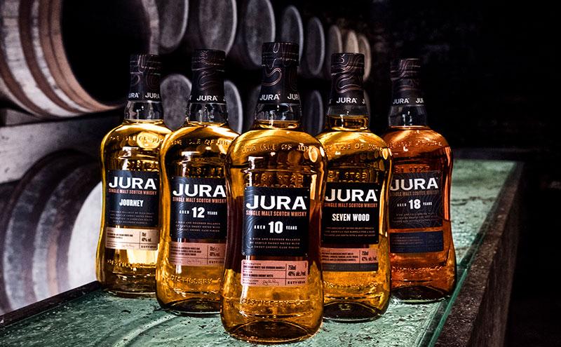 Jura range signature series