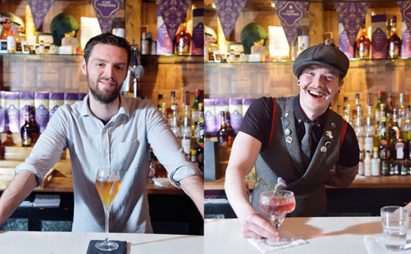 Toasting Scotland's best and brightest