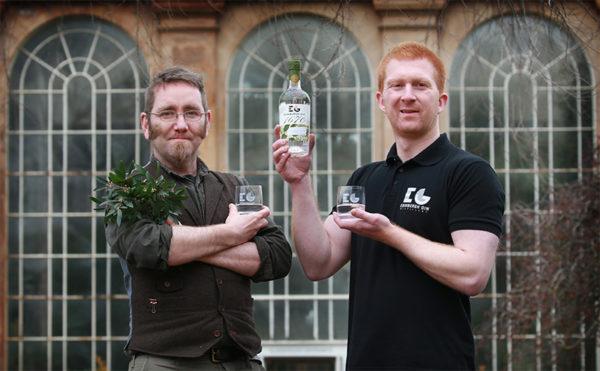 New Edinburgh Gin honours city's garden