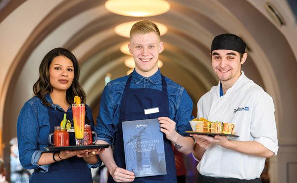 Hotels offer taste of hospitality industry