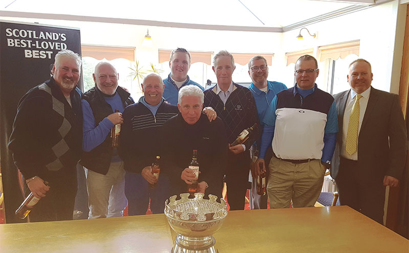 Winners of the Haddow Trophy