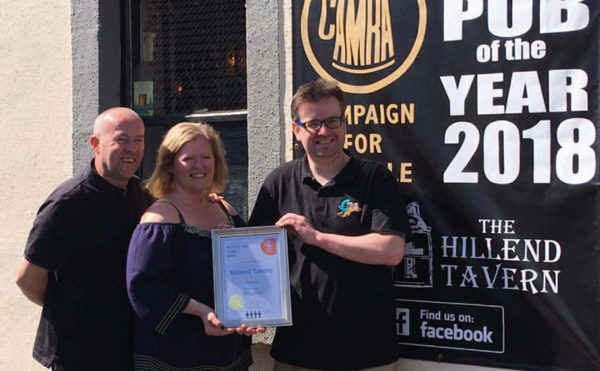 Fife pub makes it two in a row