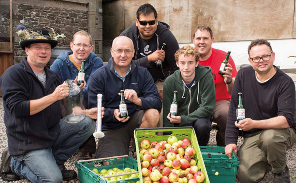 Scotland's cideries