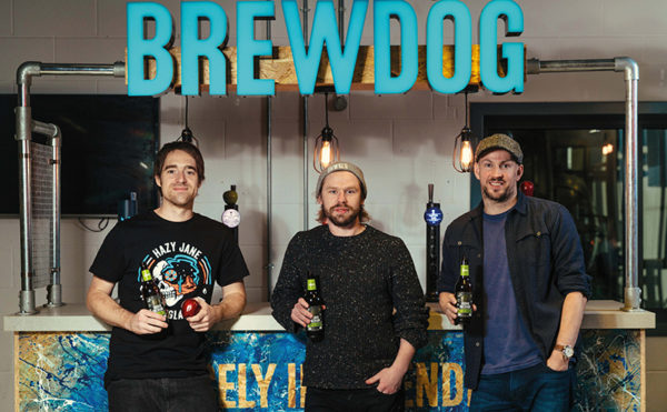Hawk-eyed move for craft brewer