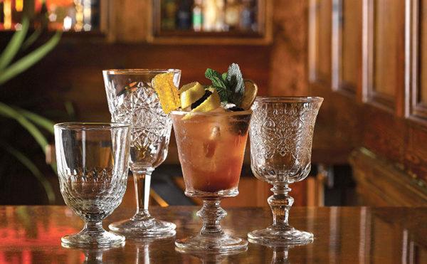 Glassware: making the right impression