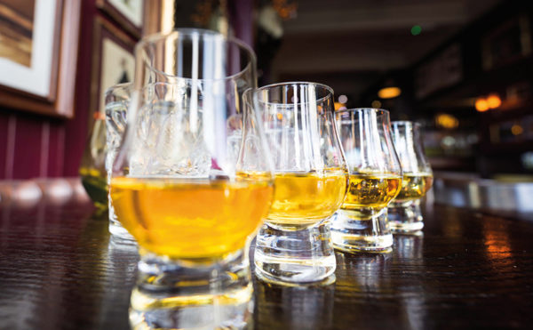 Whisky training is a tourism matter
