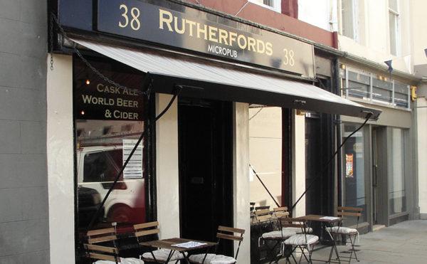 Borders pub gets ale acclaim
