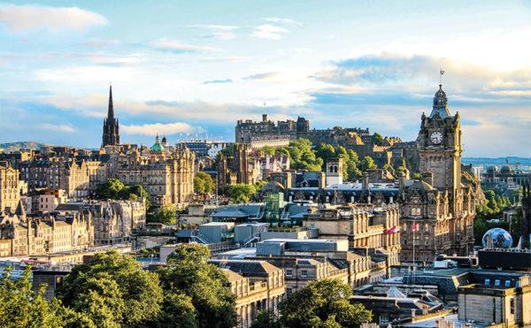 Tourism puts capital on top