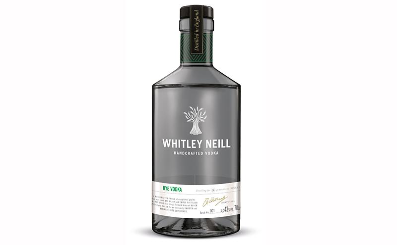 Whitley Neill Rye Vodka