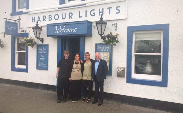 Ayrshire pub ready for kick-off