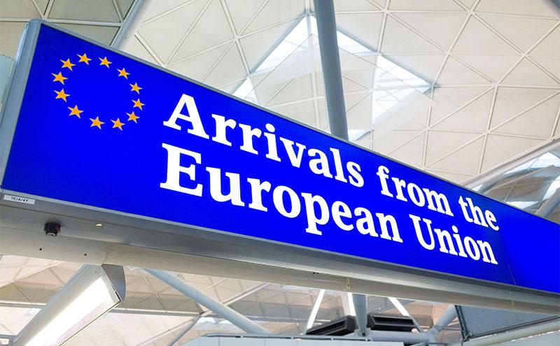 EU border