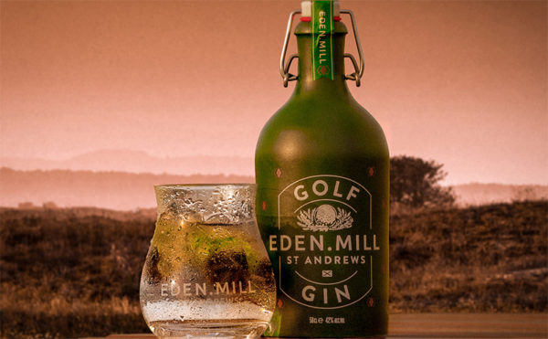 On course to welcome to a new gin