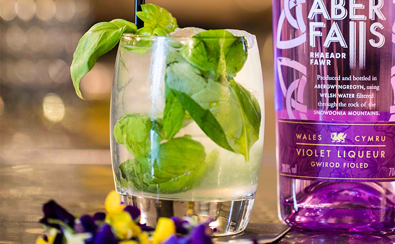 Flower Garden cocktail