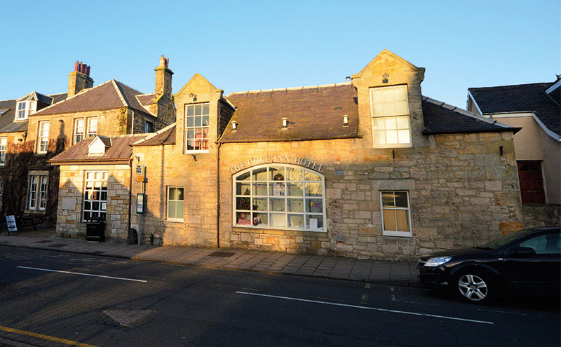 Golf Inn, Gullane