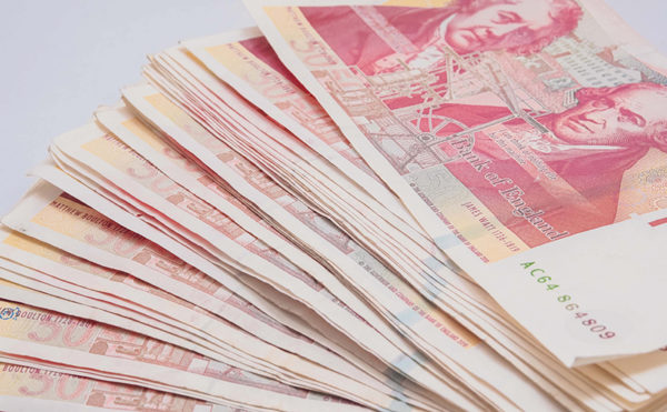 Be on guard for counterfeit notes