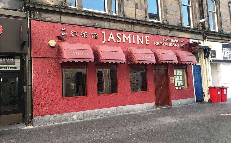 Jasmine, Edinburgh