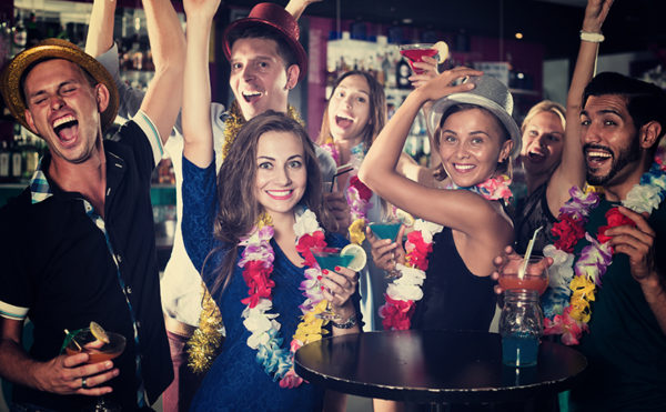 Freshers' week can win over new fans