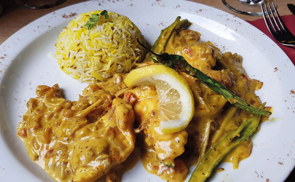 Recipe: Goan monkfish curry, Shabu Natarajan, head chef, KoolBa, Glasgow