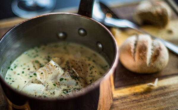 Recipe: Cullen Skink, Craig Hogarth, Executive chef, Scotts brand, Buzzworks