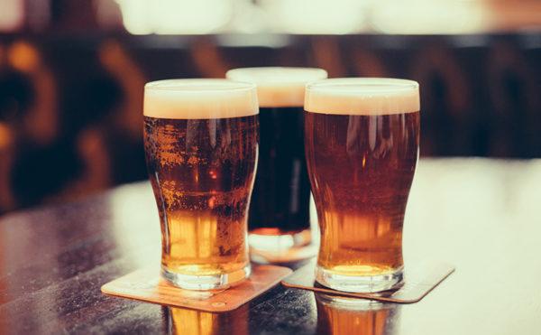 A good beer offer begins in the cellar