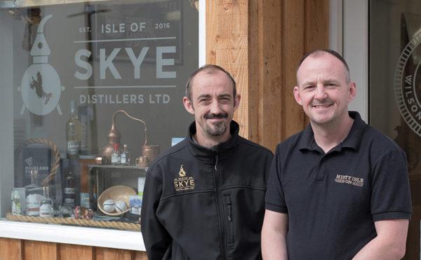 Educational spirit on Skye