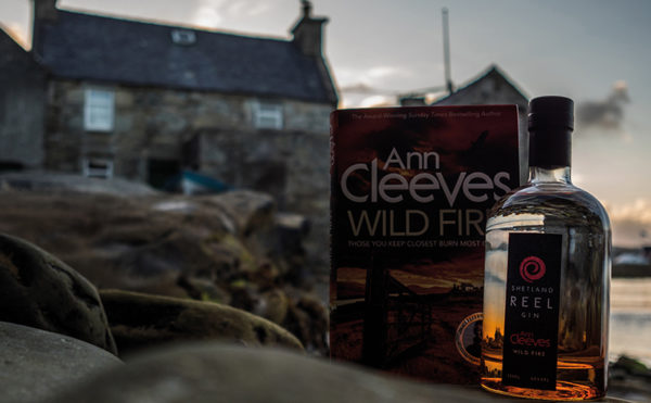 New chapter for Shetland gin