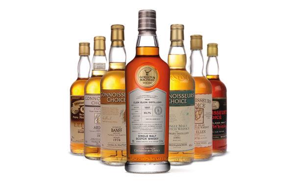 Golden year for whisky range