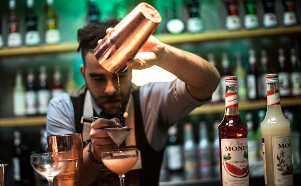 Is a Dundee bartender the king of cocktails?