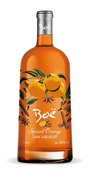 Boe Spiced Orange