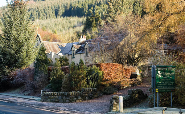 New owners take aim in Strathyre