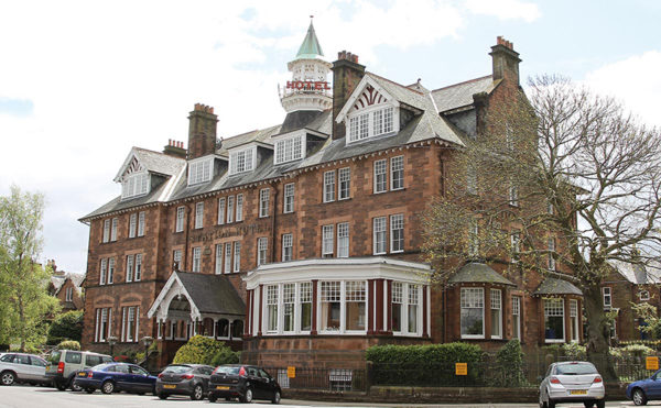 Full steam ahead for Dumfries hotel
