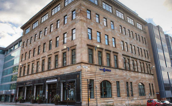 Firm powers into city hotel