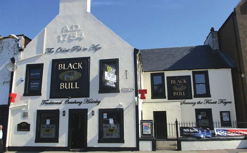 Black Bull Ayr