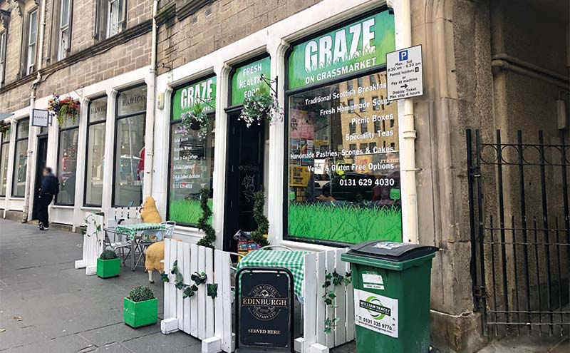 Graze on Grassmarket