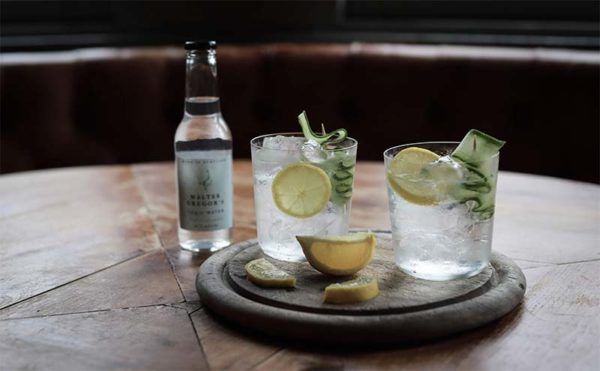 Four flavours for Scottish tonic
