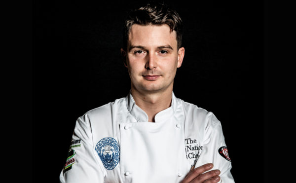 Acclaim for Scots chef
