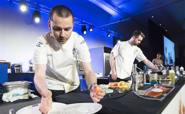 Chefs conference looks to the future