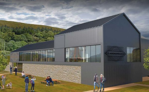 Distiller unveils grand designs